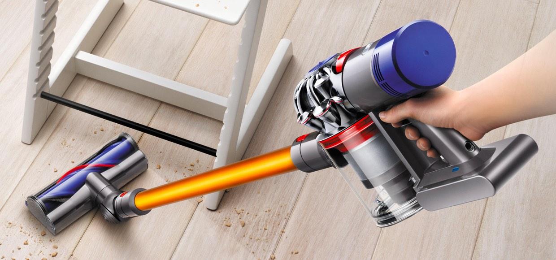 Hamilton Vacuums Dyson Cyclone V10