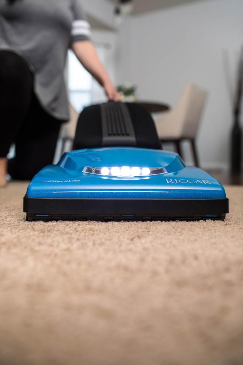 Riccar Cordless SupraLite R10CV Vacuum