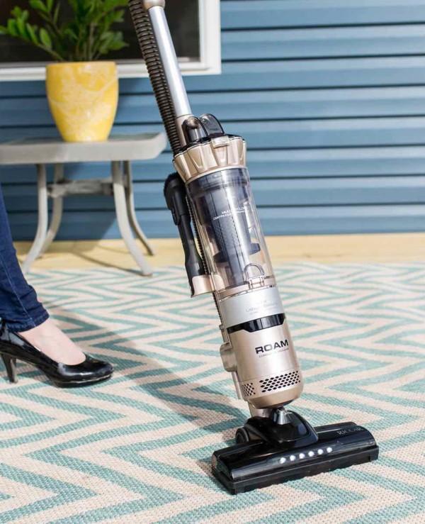 Riccar Roam Cordless Broom Vacuum